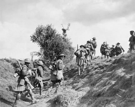 The War Years: 1914 – 1945
