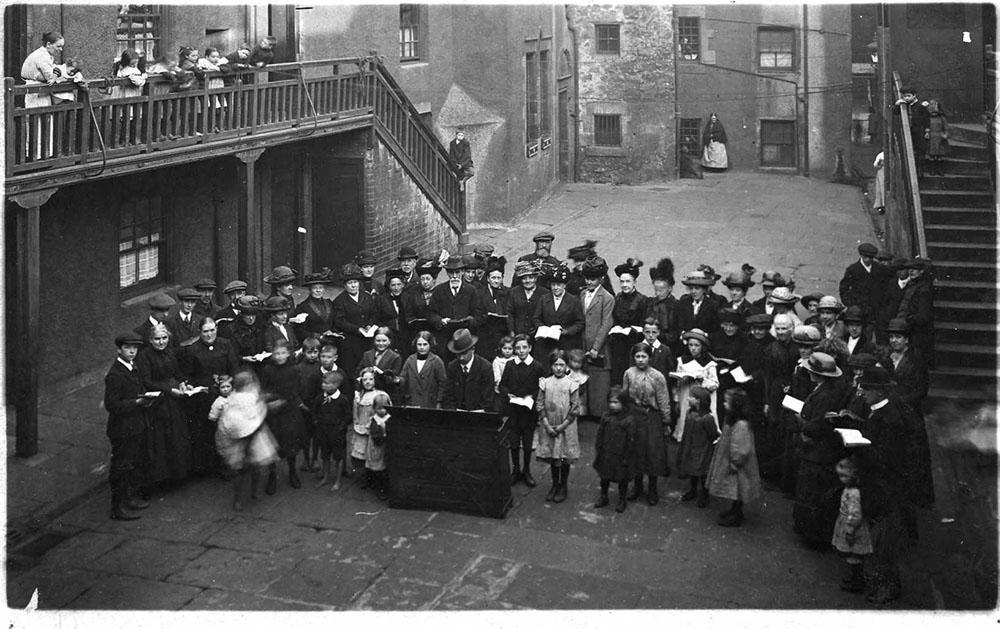 Edinburgh City Mission