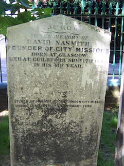 David Nasmith: A Dynamic Founder of Missions (1799 – 1839)
