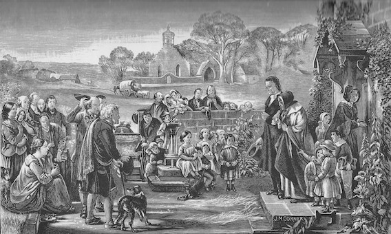 The First Revival: 1841 – 1843