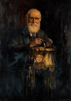 Sir William Thomson, Lord Kelvin (1824-1907)