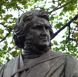 Sir James Young Simpson (1811-1870)
