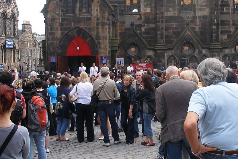 Christian Heritage Centre In Edinburgh
