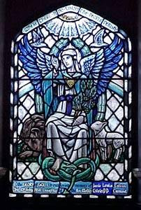Cramond Kirk Windows War Memorial