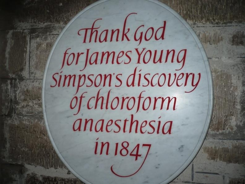 A Scientist's Testimony: Sir James Young Simpson, Pioneer Of Anaesthetics